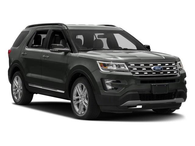 2016 Ford Explorer Xlt In Hemingway Sc Haselden Brothers Inc